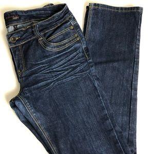 Nitrogen Dark Blue Jeans Size 31
